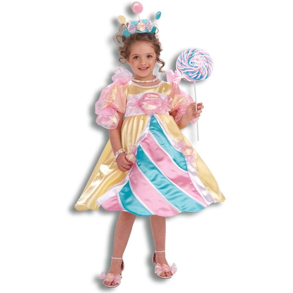 Amazon.com Rubieu0027s Costume Co NLP Deluxe Candy Princess Costume Medium Medium Toys u0026 Games  sc 1 st  Amazon.com & Amazon.com: Rubieu0027s Costume Co NLP Deluxe Candy Princess Costume ...