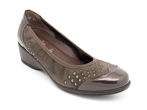 Plantilla Empeine Mujer Melluso Zapato Y Con Ante Extraíble De cwBcYq7H af10df714e34