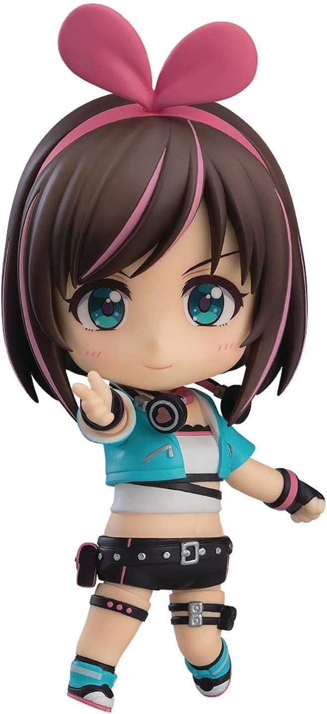 Good Smile Kizuna Ai Games 2019 Version Nendoroid Action Figure, Multicolor