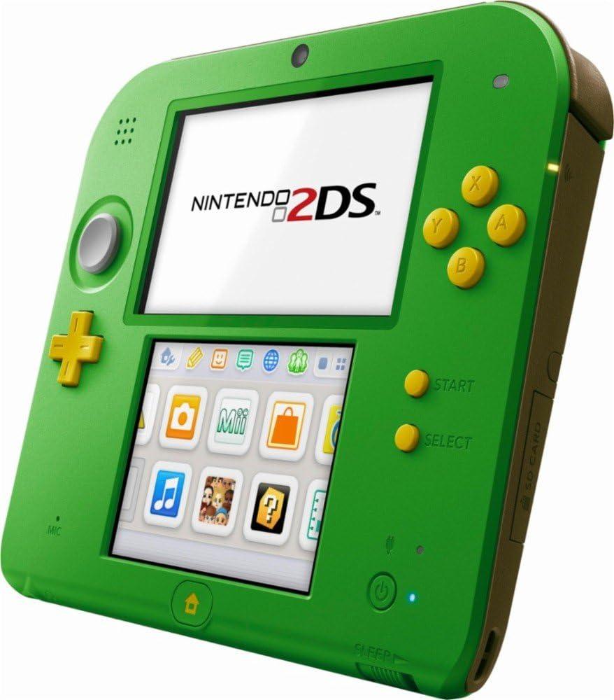 Amazon.com: Nintendo 2DS - Legend of Zelda Ocarina of Time ...