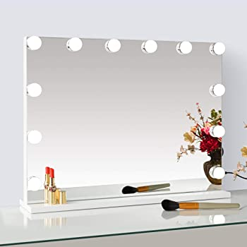 ShowTimez Framless Mirror Makeup Vanity Light