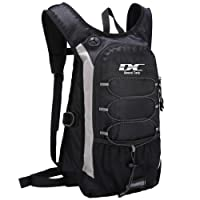 Lightweight Hiking Backpack - 12L Breathable Bike Rucksack, Great for Men & Women Outdoor Sports, Small Backpack for Fitness Running Cycling Skiing Trekking Travelling