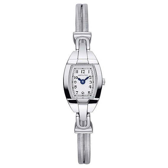 Hamilton reloj American Classic Vintage réplica de Lady Hamilton H31111183 Ladies: Amazon.es: Relojes