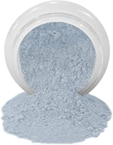 ColorPops by First Impressions Molds Matte White/Natural/Black/Gray 17 Edible Powder Food Color For Cake Decorating, Baking, and Gumpaste Flowers 10 gr/vol single jar