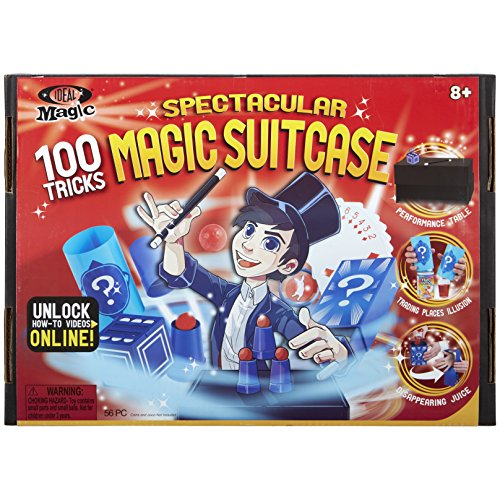 Ideal Magic Spectacular Magic Suitcase - http://coolthings.us