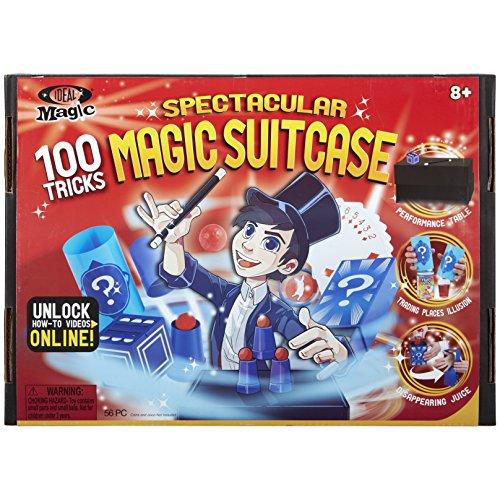 6111oIQupcL - Ideal Magic Spectacular Magic Suitcase