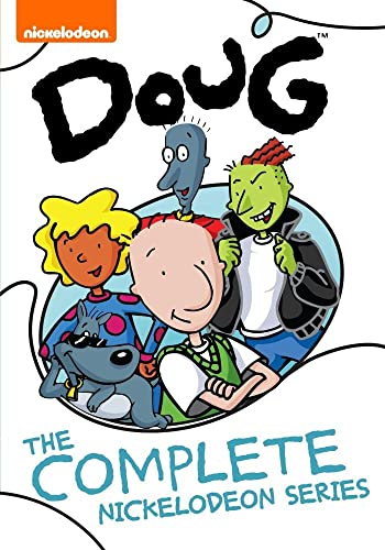 Doug the Complete Nickelodeon.