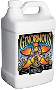 Humboldt Nutrients HNHG410 1-Gallon Ginormous