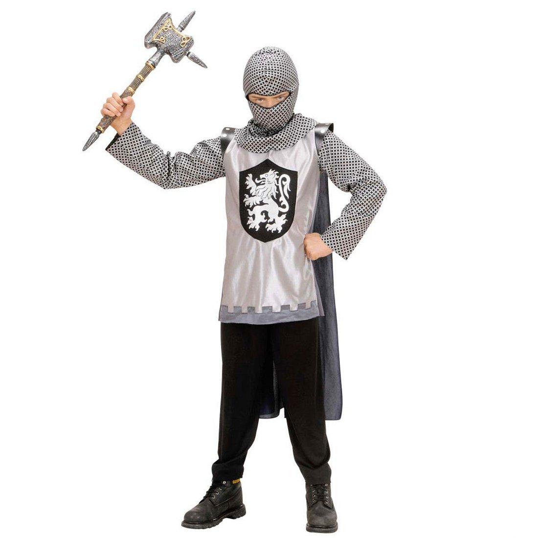 Martello da vichingo arma da guerra 56 cm mazza guerriero Medioevo in plastica accessori costumi carnevale - 56 cm NET TOYS