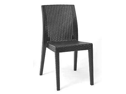 EURONOVITA\' SRL ITALY EN-224542 Lot de 4 fauteuils avec ...