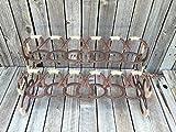 Horseshoe Boot Rack