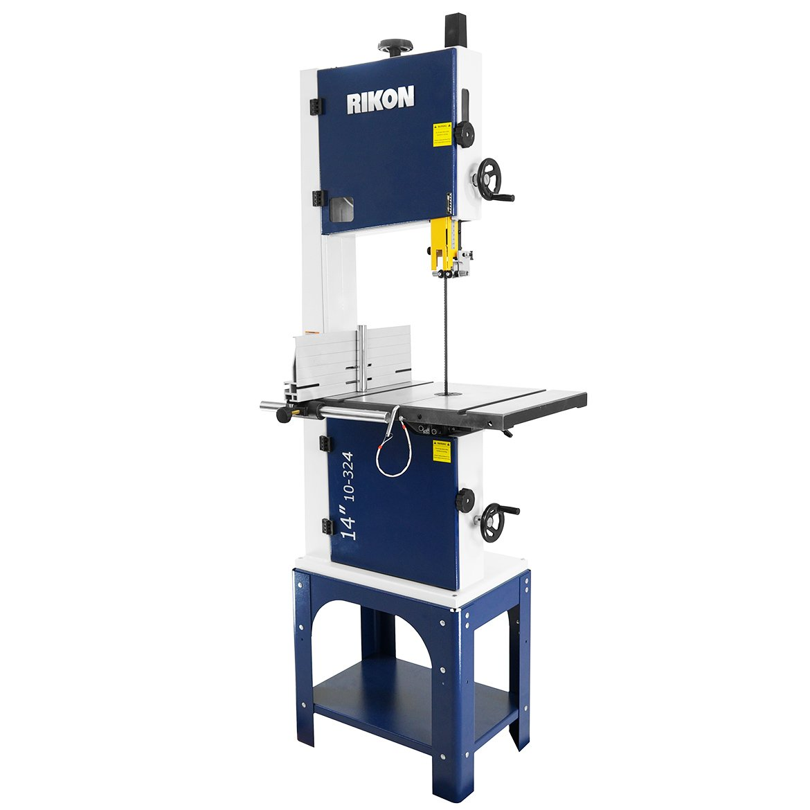 RIKON Power Tools 10-324 14'' Open Stand Bandsaw