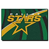 NHL Novelty Rug NHL Team: Dallas Stars