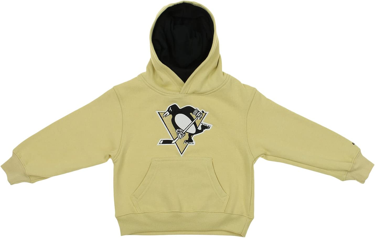 Edmonton Oilers Toddler Prime Basic Pullover Fleece Hoodie