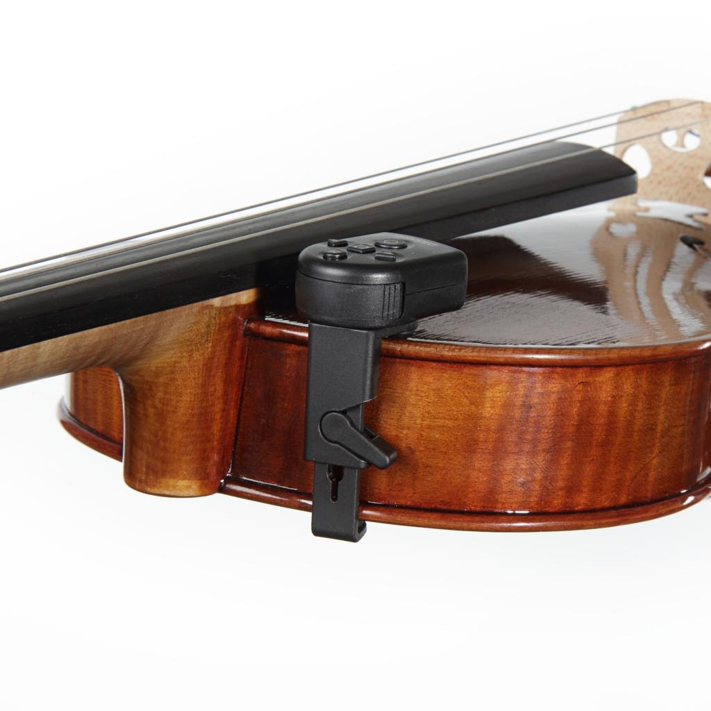 Amazon.com: D'Addario NS Micro Violin Tuner: Musical Instruments