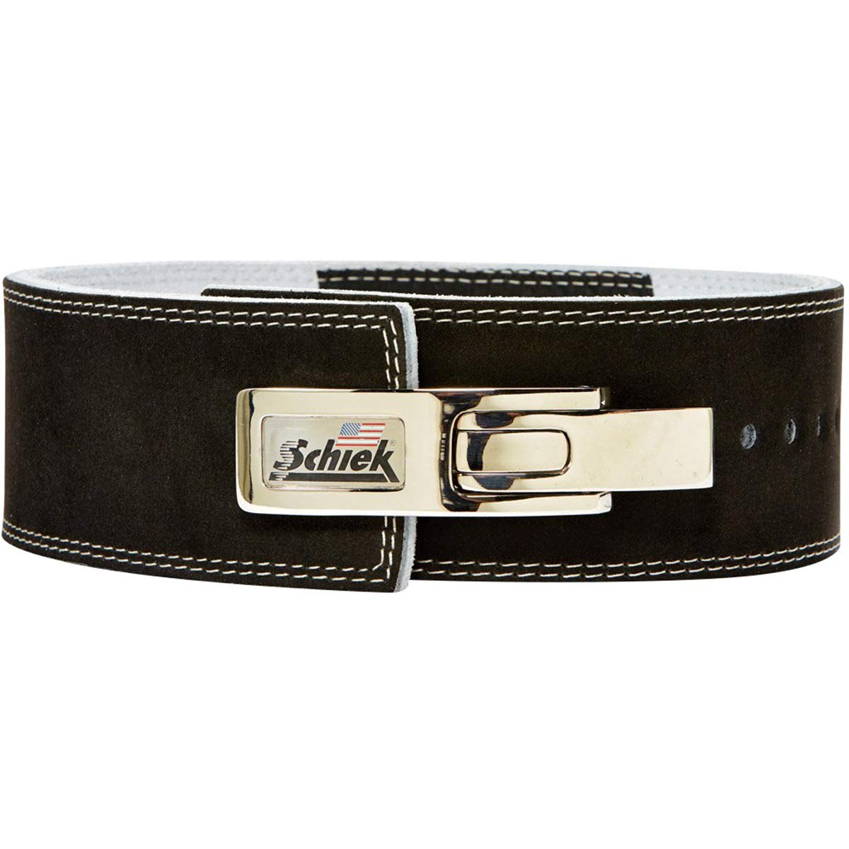 Schiek Lever Competition Power Belt in Black Size Small 27 – 32