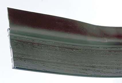 American Garage Door   CS RDS258B R   Rolled Weatherseal, Brown, 150