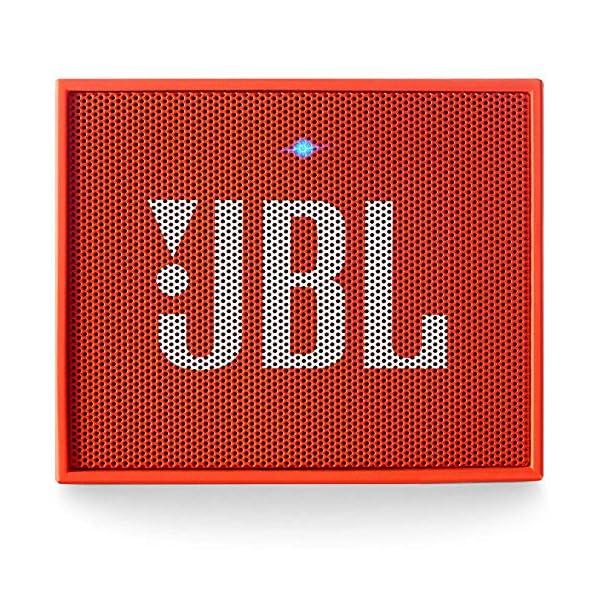 JBL Go Enceinte portable Bluetooth - Orange 3