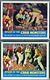 Attack Of The Crab Monsters (1957) Original Movie Poster
