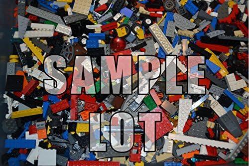 LEGO Bulk Lot of 1 Pound lb Specialty City Creator Bricks Arches Grab Bag