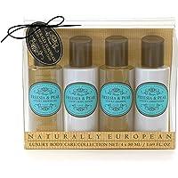 Naturally European Freesia & Pear Travel Collection, 4ct