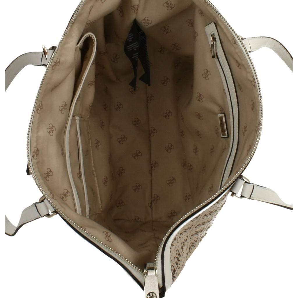 Guess Damen Vintage Tote Schultertasche