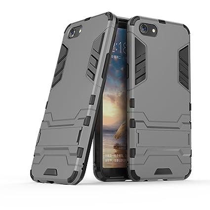 Amazon com: OPPO A83 Case - Heavy Duty Shock Proof Shield