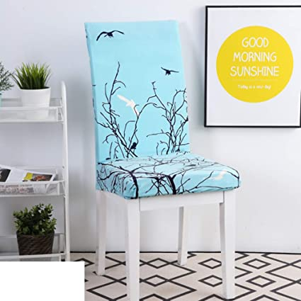 Amazon Com Kim Deco Stretch Dining Room Chair Slipcovers Chair
