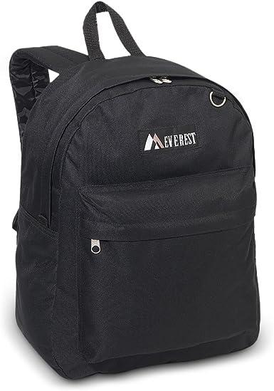 BLACK Everest Medium Backpack
