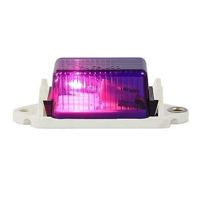 GG Grand General 80250 Purple Mini Light with White Base: Automotive