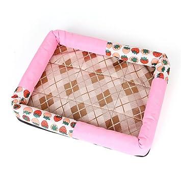 Cupcinu Colchón para Mascotas Perro Almohadilla Manta de Perro Cama Nido para Mascotas Nido de Animales
