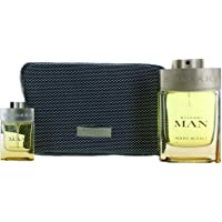 BVLGARI Wood Neroli Eau De Parfum For Men, 100ml + 15ml + Pouch Set