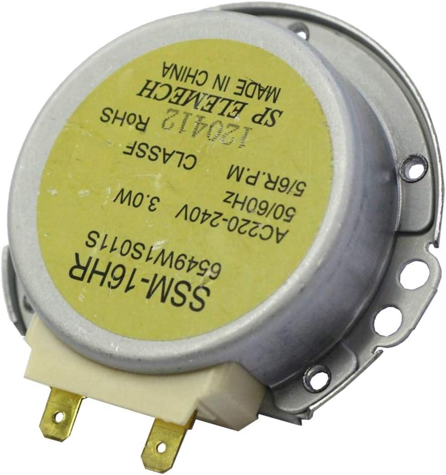 LGelectronics 6549W1S011S SSM-16HR Motor Giratorio microondas LG