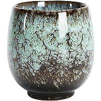 Ceramic Coffee Cup, Ceramic Tea Cup Chinese Kung Fu Tea Cup, Coffee Mug for Latte, Cappuccino, Tea, 160ml كوب سيراميك…