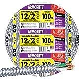 Southwire Aluminum Cable Thhn 12/2 Ga 100