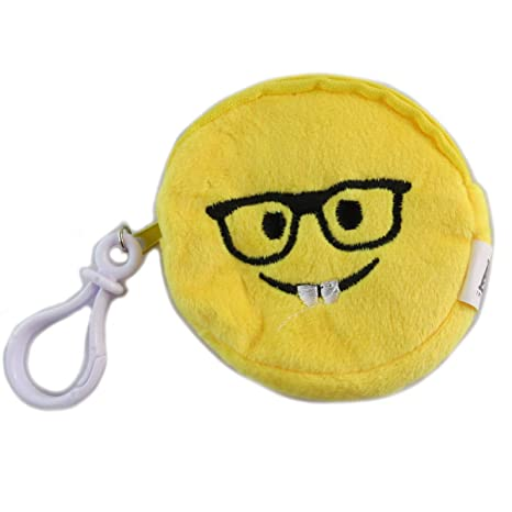 Les Trésors De Lily [Q3081] - Monedero Emoji Gafas de Sol ...