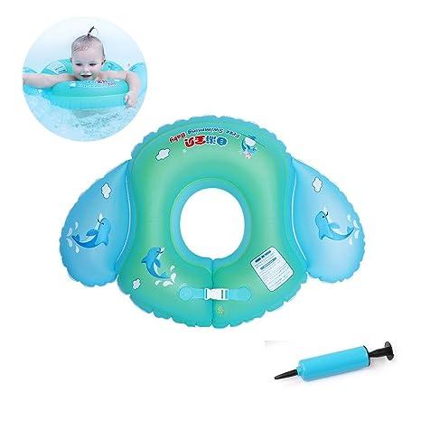 Flotador Hinchable Bebé, Inflable para Niños de Juguete para ...