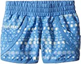 Columbia Big Girls' Solar Stream Ii Boardshorts, Medieval Dots, Large