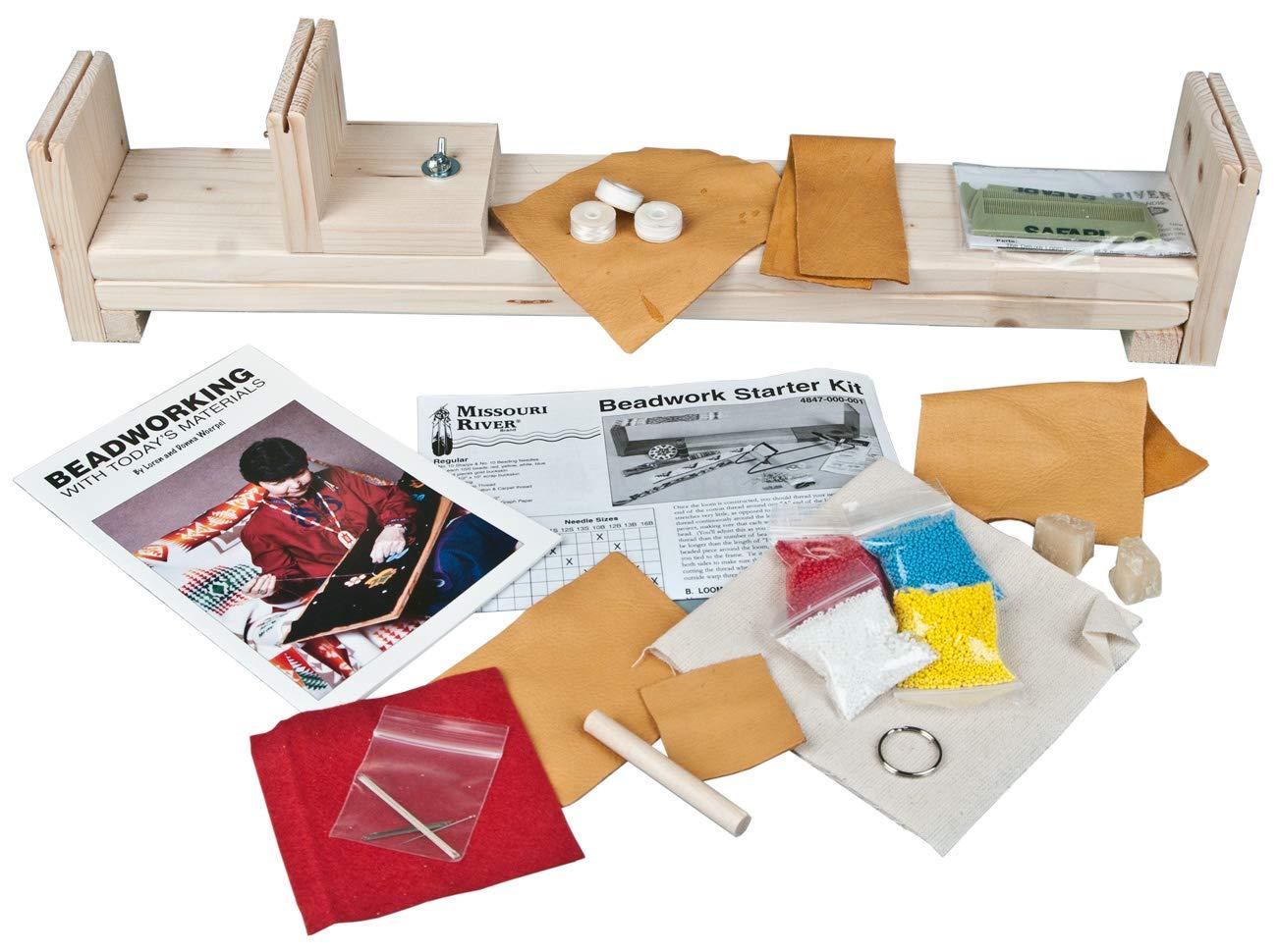 Deluxe Beadwork Starter Kit