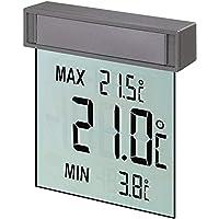 TFA Dostmann Thermomètre numérique de fenêtre Vision 30.1025