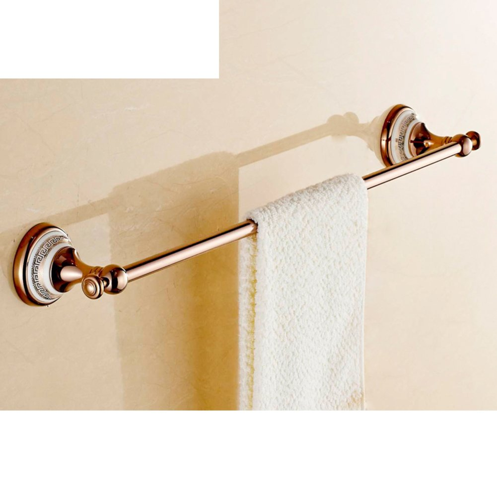 outlet European solid brass Towel rack/Towel Bar/Bathroom Towel Bar-I