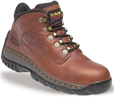 Dr. Martens Tan Chukka Safety Boot Size