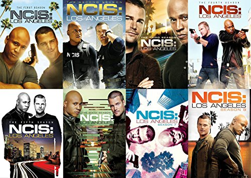 NCIS Los Angeles: Complete Series 1-8 Now With Season 8