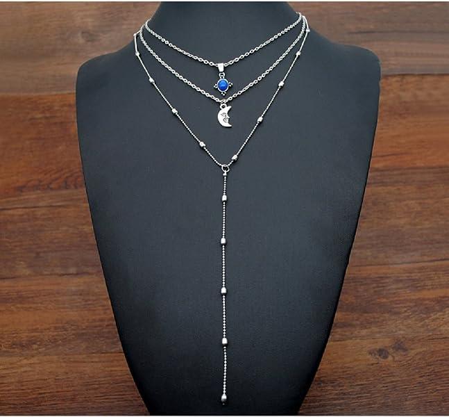 99205cc71c244e JeVenis Bohemia Turquoise Body Chain Harness Bikini Bralette Body Chains  Crossover Harness Necklace. Back. Double-tap to zoom