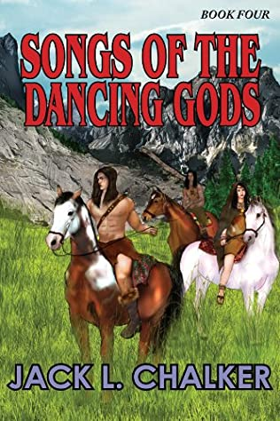 book cover of Songs of the Dancing Gods