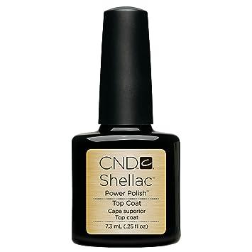 Amazon Cnd Shellac Original Top Coat Luxury Beauty