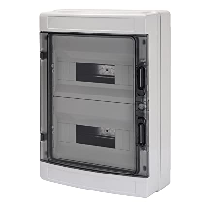 Gewiss GW40104 caja eléctrica - Caja para cuadro eléctrico