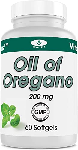 Oil of Oregano Softgel 1