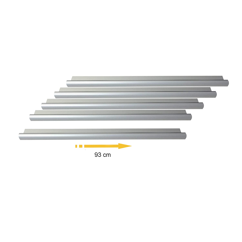 Pack de 5 seuils de porte standard 93 cm avec joint Klose Besser