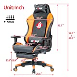 KCREAM Gaming Chairs High Back Computer Chair of